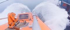Redningsfarkoster og MOB-båter unntatt HMOB-båter